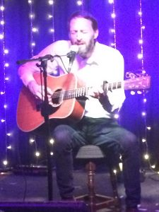Alasdair Roberts in Brighton