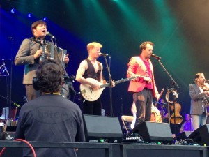 Bellowhead Kew