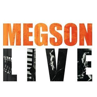 Megson Live cover